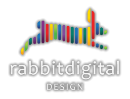 Rabbitdigital Design Logo