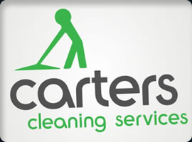 carters cheshire logo design