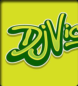 djvicky logo