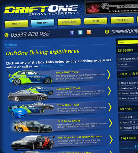 driftone driving experiences