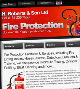 fire protection products services