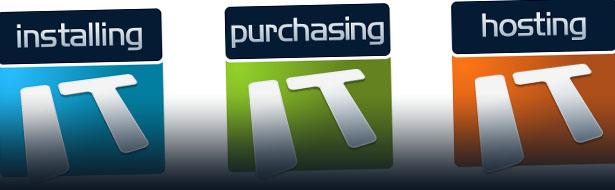 logo design runcorn installingit