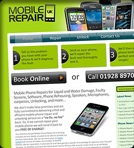 mobile phone repairs iPhone unlock