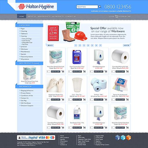 e-commerce design cheshire
