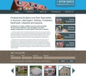 sapphic builders web design cheshire