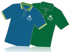 Polo shirt graphic design by Rabbitdigital for MechTech WA, Perth, Western Australia