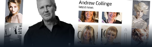 andrew collinge website design updates