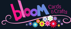 bloom cards crafts logo