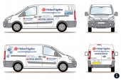 cheaper low cost van graphics design