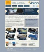 vision uk website design
