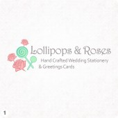 wedding stationery logo design
