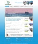 decommissioning company website design