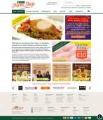 cheshire farm shopping cart website design clean white bg