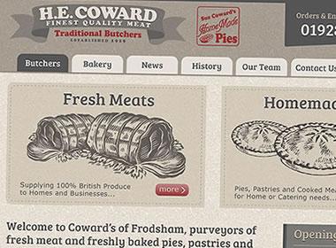 frodsham butchers shop website