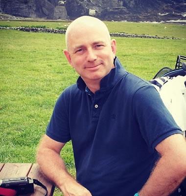 Warren O'Donoghue 2014