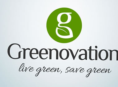 energy saving company logo design