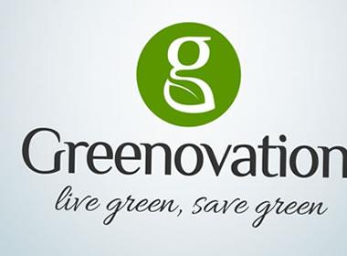 energy saving company logo design