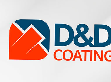 industrial paint company logo design