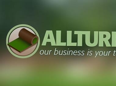 turf company logo designs x 9