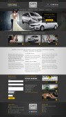 chm chauffeuring website design